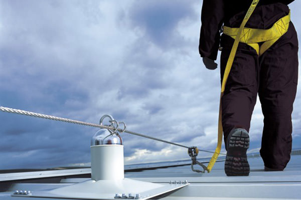Fall Protection Cable Systems